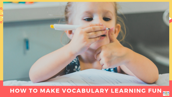 Vocabulary Building Games for Kids