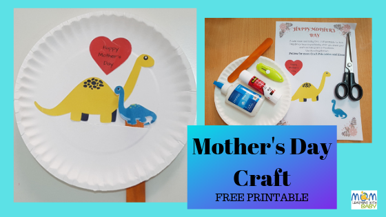 Mother's Day Craft – Free Printable