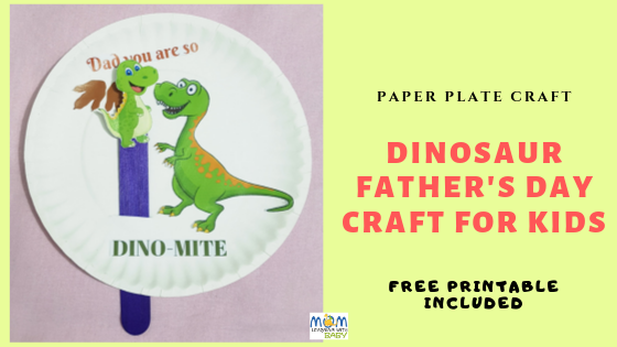 Father's Day Craft for Kids – FREE PRINTABLE