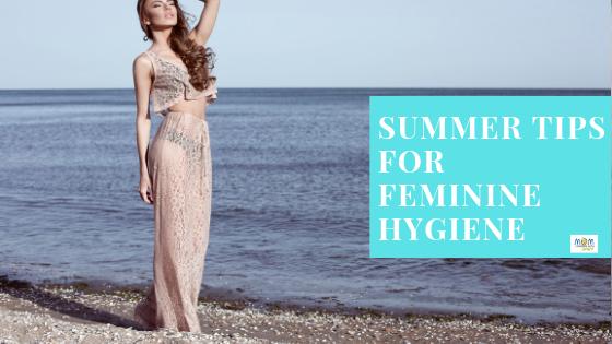 Top 12 Summer Tips for Feminine Hygiene