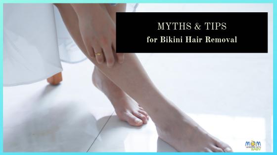 Myths & Tips about Bikini Area Hair Removal