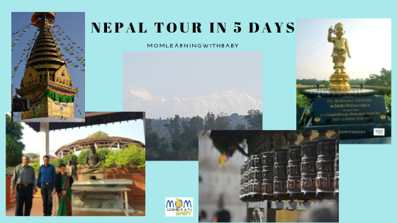 How to Tour Nepal In 5 Days