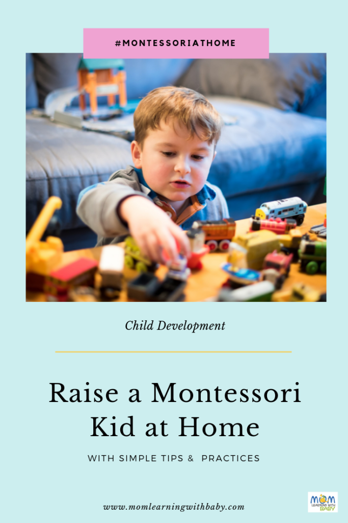 How to Raise Montessori Kids at Home Easily  Montessoriathome
