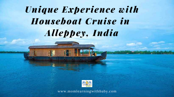 Unique Experience with Houseboat Cruise in Alleppey India