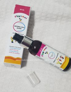 Gigglebee Natural Oils Spray Elixir