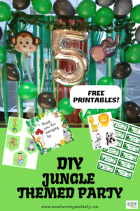 Jungle-Themed-Party-printables