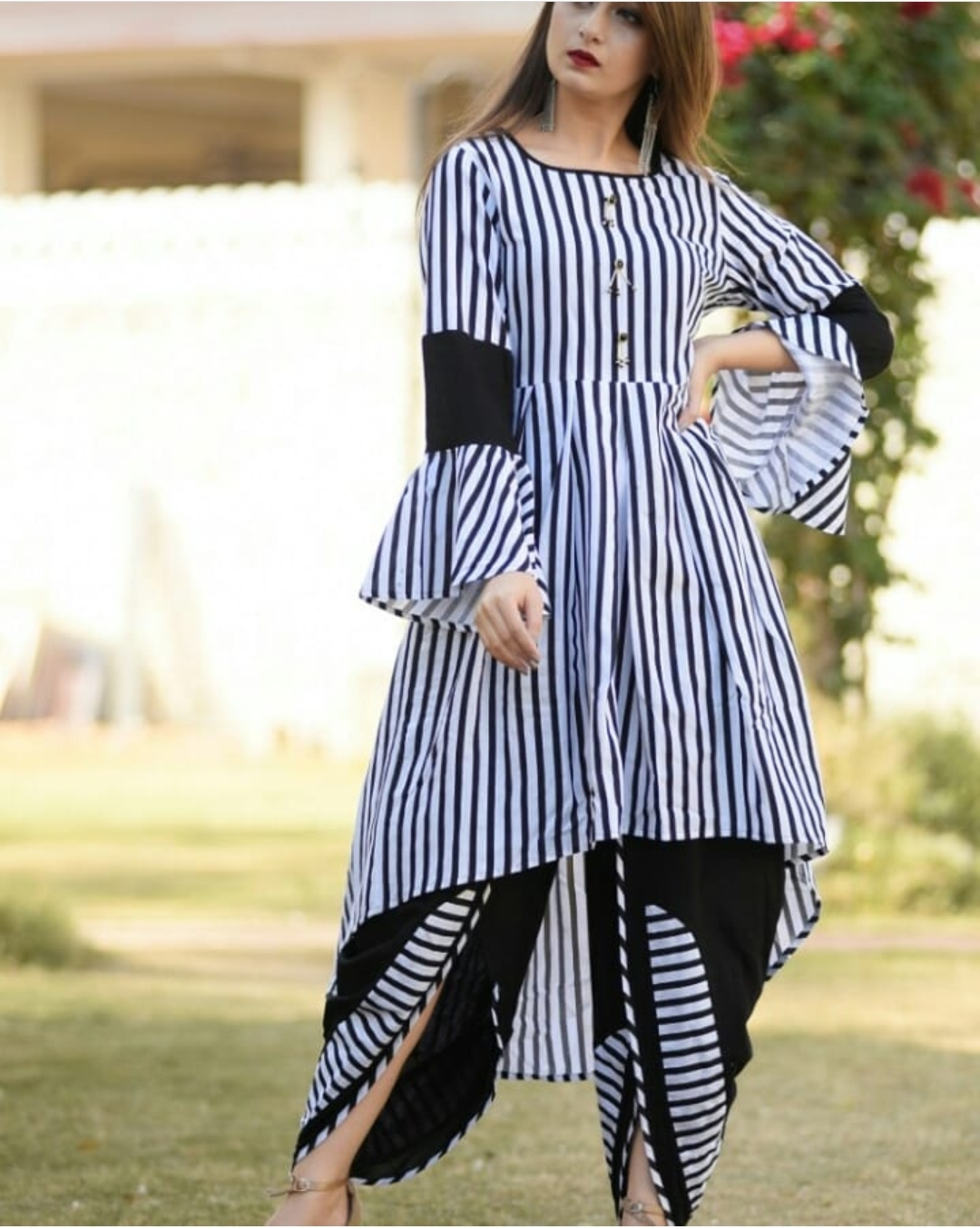Latest Favorite Kurti Patterns Mom Learning With Baby