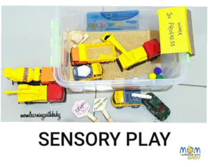 Montessori at Home- Sensory Play
