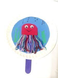 Jellyfish Swimming Craft