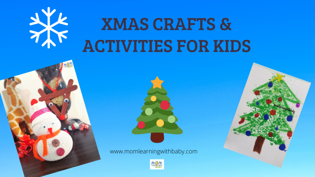 Christmas Crafts Activities