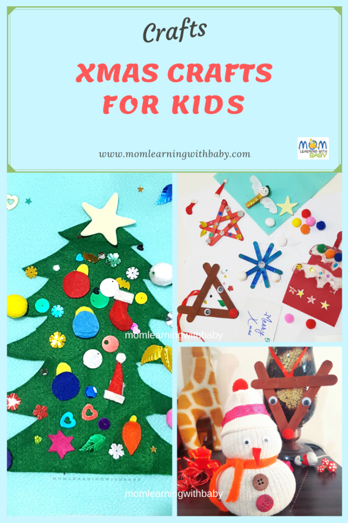 Xmas Crafts Activities