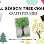 All Season Tree Crafts for Kids