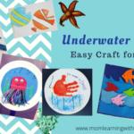 Under the sea crafts