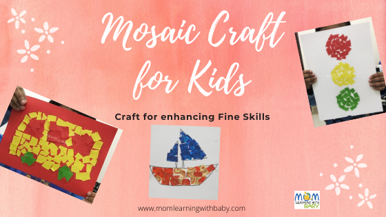 Mosaic Crafts for Kids