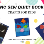 No Sew Felt Quiet Book