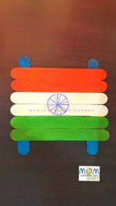Indian Flag Craft