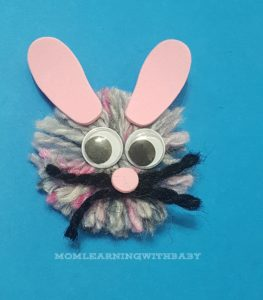 Yarn Rabbit Bunny