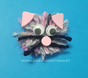 Yarn Cat Craft