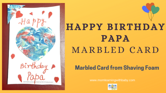 Marbled-Card