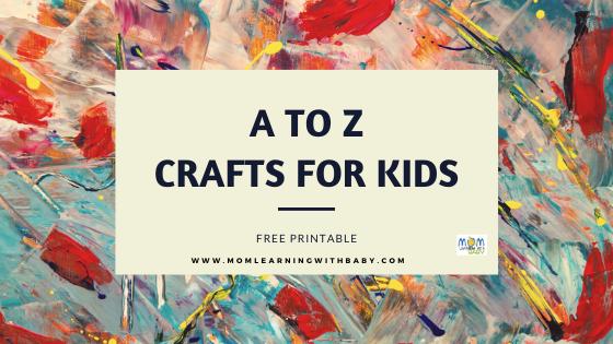ATOZ-Crafts-for-Kids