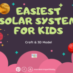 Easiest Solar System for kids